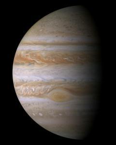 Jupiter (cassini 2000)