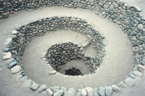spiral pit