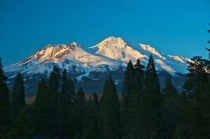 White Mountain peaks