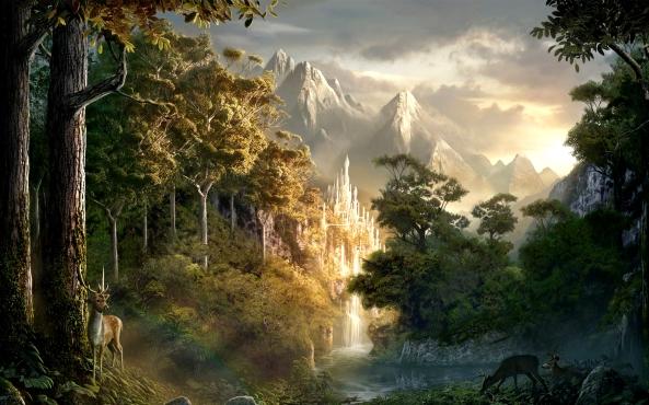 faerie kingdom
