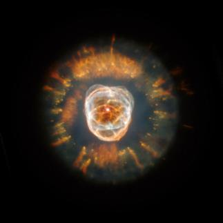 Eskimo Nebula NGC 2392 (Gemini)