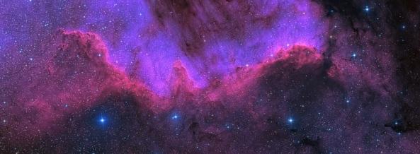 Cygnus Wall NGC7000