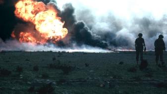 Kuwait_burn_oilfield