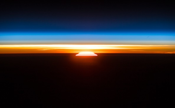 orbital sunrise