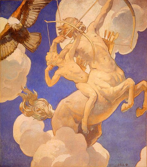 528px-Chiron_and_Achilles_c1922-1925_John_Singer_Sargent