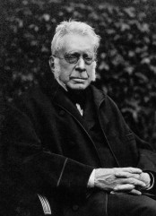 Sir George Biddell Airy Photograph by Morgan & Kidd, 1891